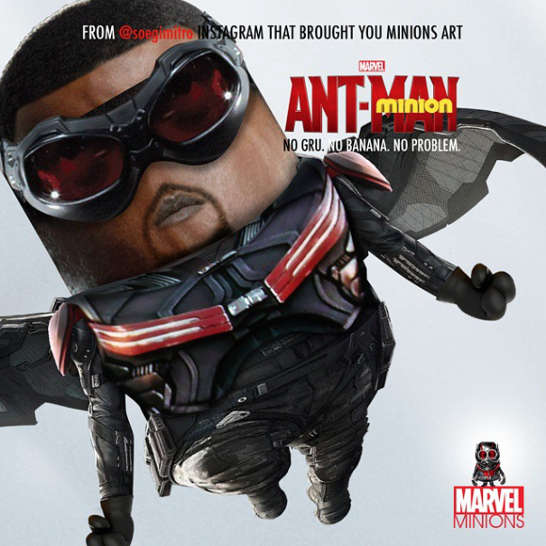 Marvel Minions 3