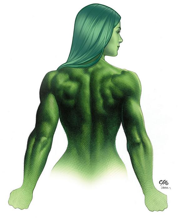 Marvel She-Hulk