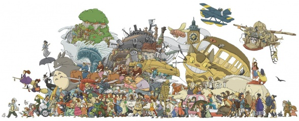 Miyazaki Ghibli