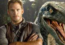 Cris Pratt Jurassic park