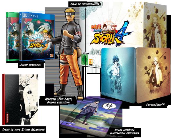 Naruto-Shippuden-Ultimate-Ninja-Storm-4-edición-coleccionista