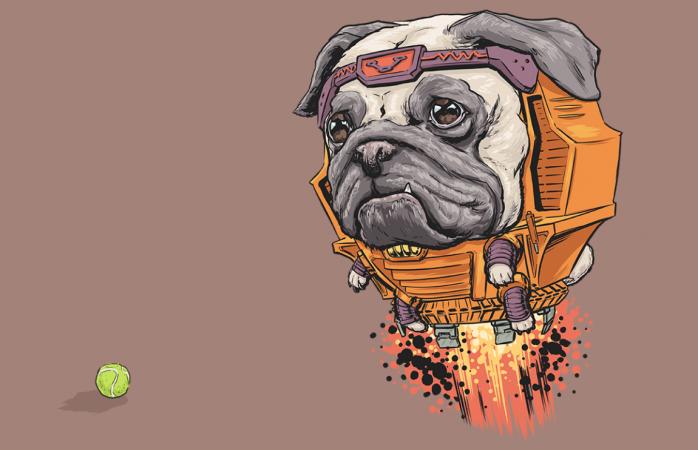 Perros Marvel 1