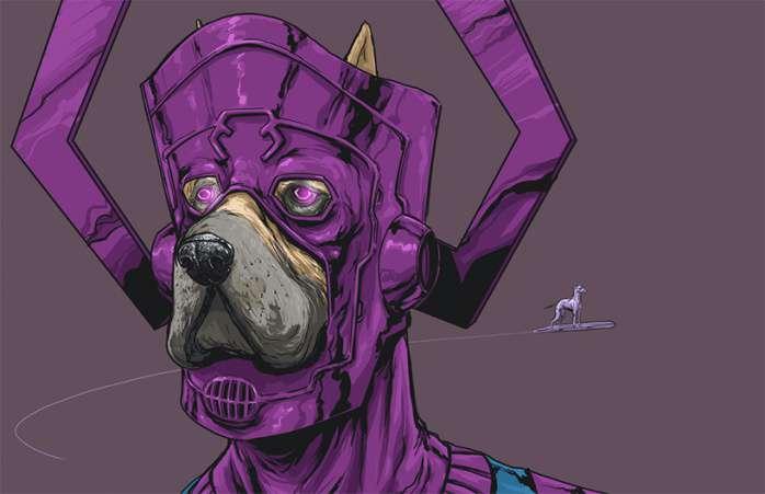 Perros Marvel 10