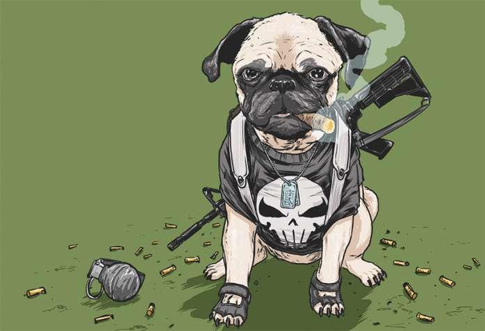 Perros Marvel 2