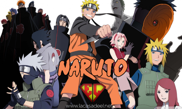 Podcast LCDE Naruto