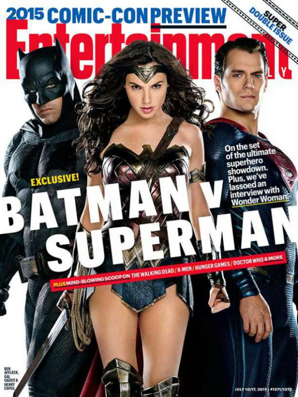 Portada Batman Superman Wonder Woman