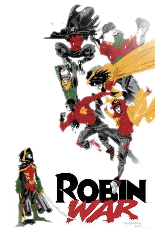 Robin War promo