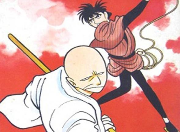 Sabu y su maestro cover
