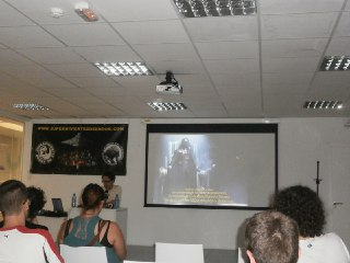 Star Wars Alicante - Charla transmedia 01