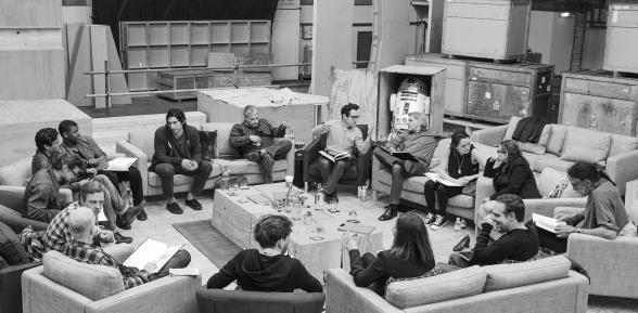 Star Wars El despertar de la fuerza casting