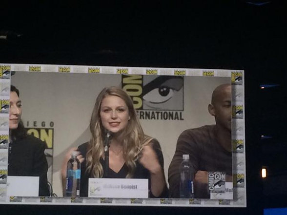 Supergirl SDCC