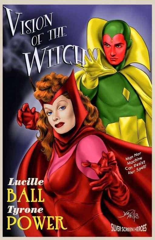 Superheroes del cine de los 50 11