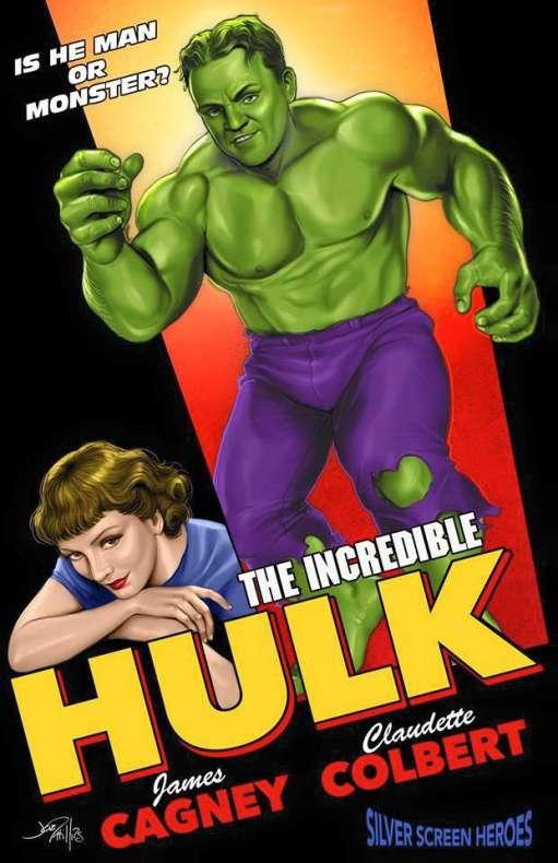 Superheroes del cine de los 50 2