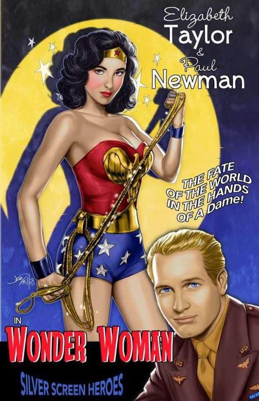 Superheroes del cine de los 50 3