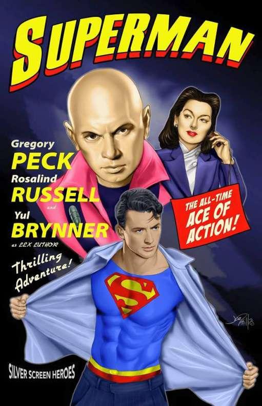 Superheroes del cine de los 50 5
