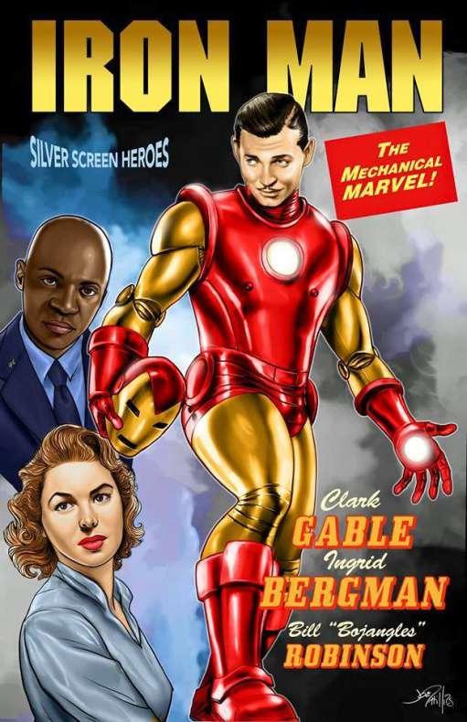 Superheroes del cine de los 50 6