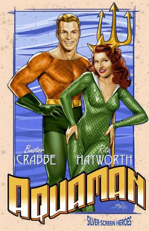 Superheroes del cine de los 50 8
