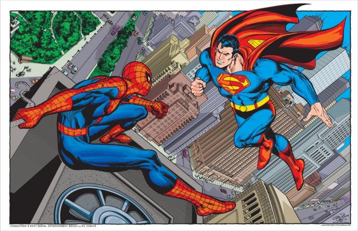 Superman Spiderman