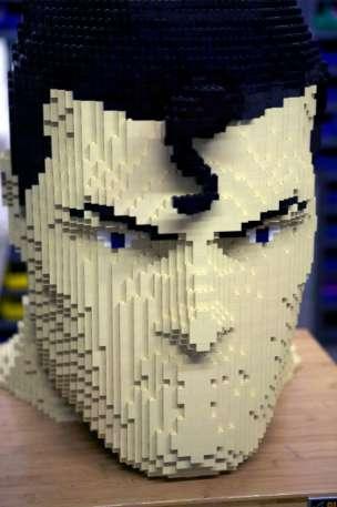 Superman de LEGO - SDCC