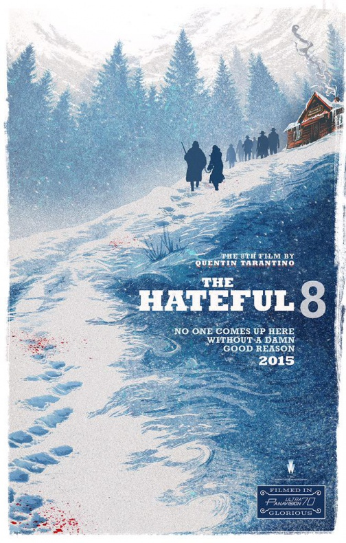 Tarantino The Hateful Eight