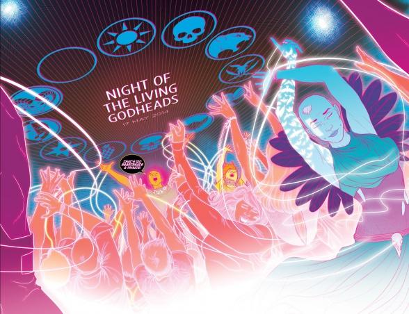 The Wicked + The Divine Fandemonium 2