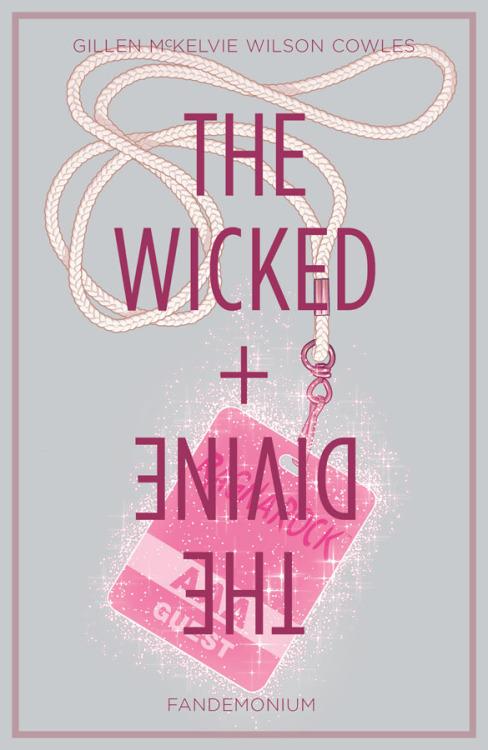 The Wicked The Divine Fandemonium
