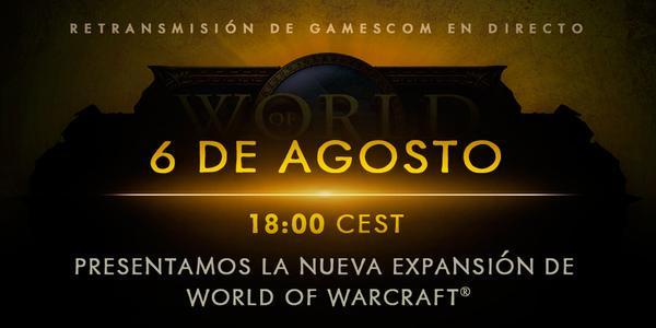 World of Warcraft nueva expansión