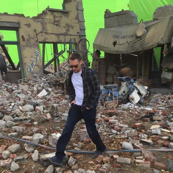 X-Men: Apocalipsis Bryan Singer ruinas el Cairo