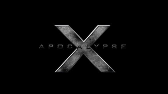 X-Men: Apocalipsis logo