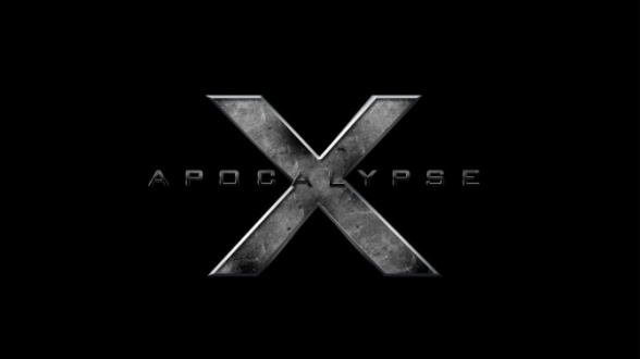 X-Men: Apocalipsis logo