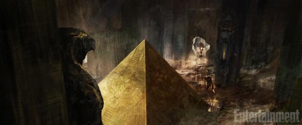 X-Men: Apocalipsis Arte Conceptual