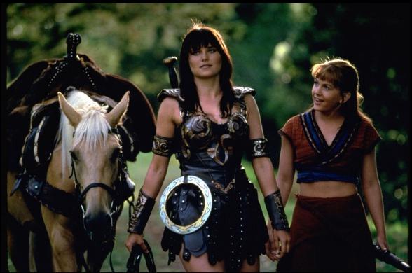 Xena la princesa guerrera