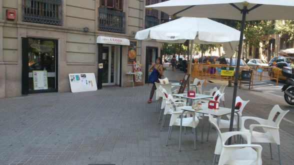 len's comic cafe barcelona 11