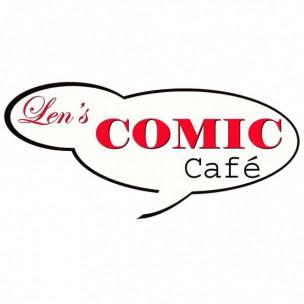 len's comic cafe barcelona