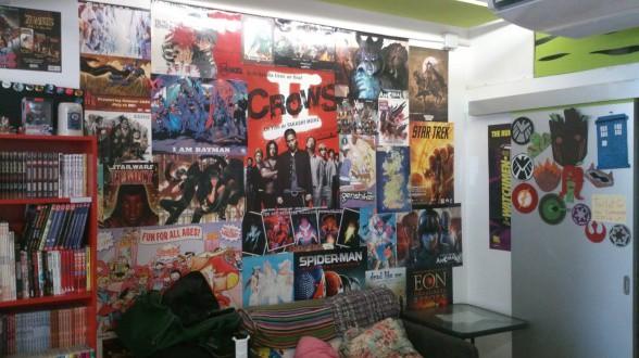 len's comic cafe barcelona 6