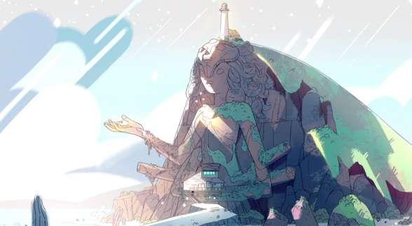 steven universe cartoon network rebecca sugar templo