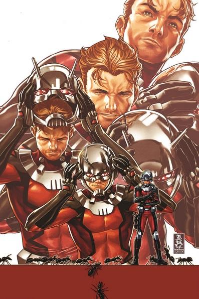 100 marvel hombre hormiga 1