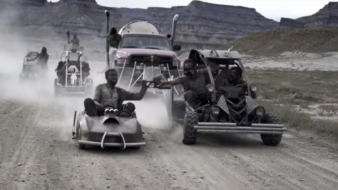 Mad Max GoKart