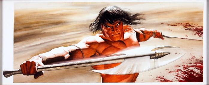 Guía de lectura de Conan