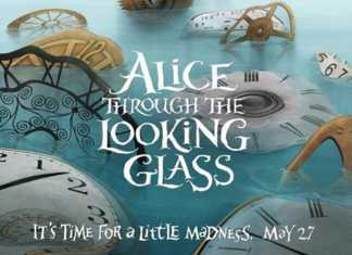 Alice Through The Looking Glass Destacada