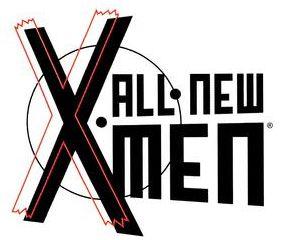 All new X-Men logo