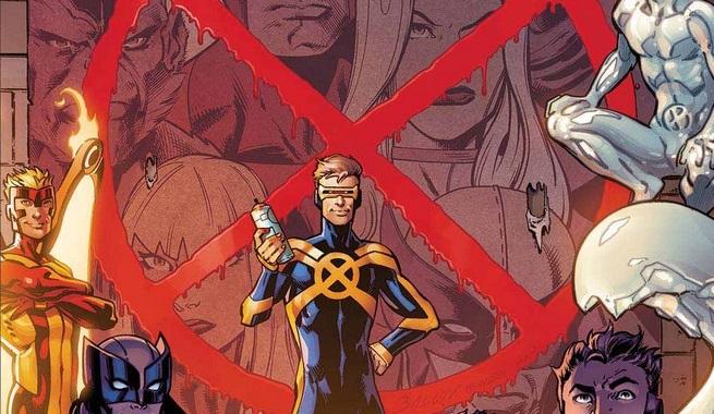 All new X-Men nº1