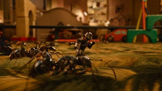 Ant Man pelea en el dormitorio 02