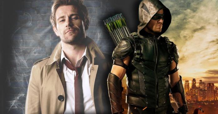 Arrow + Constantine