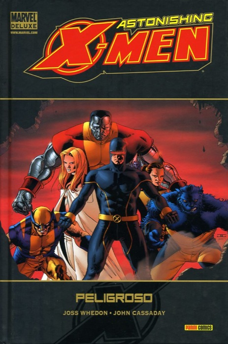 Astonishing X-Men Peligroso