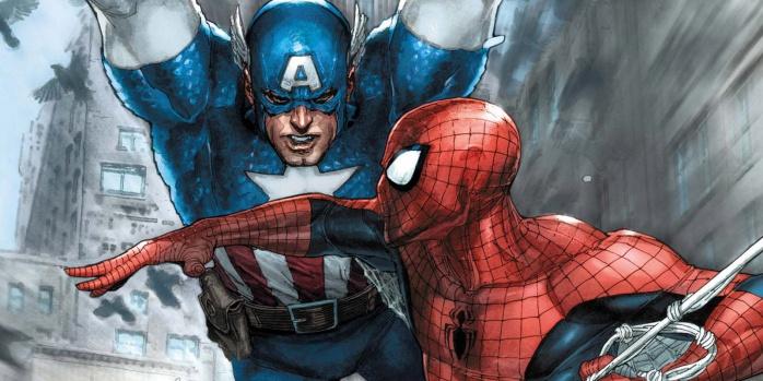 Avenging Spiderman - 5 - Captain America - Cover