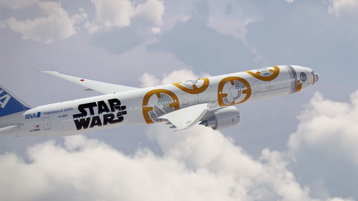 Avion Star Wars 1