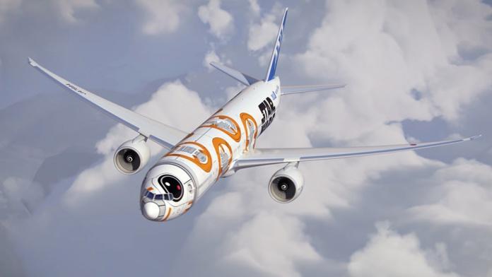 Avion Star Wars 2