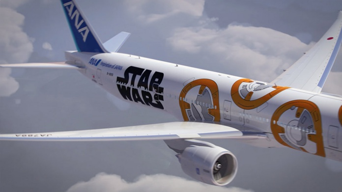 Avion Star Wars 3