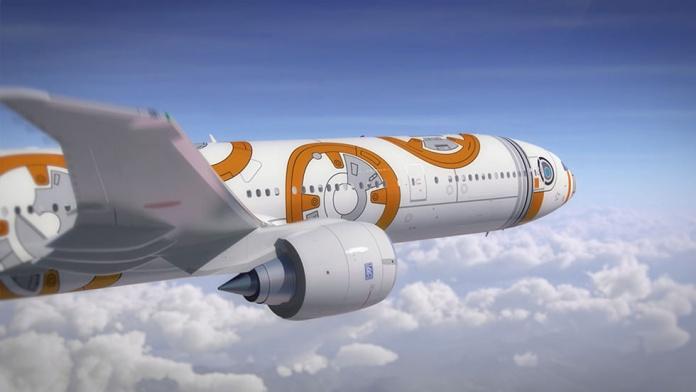 Avion Star Wars 4